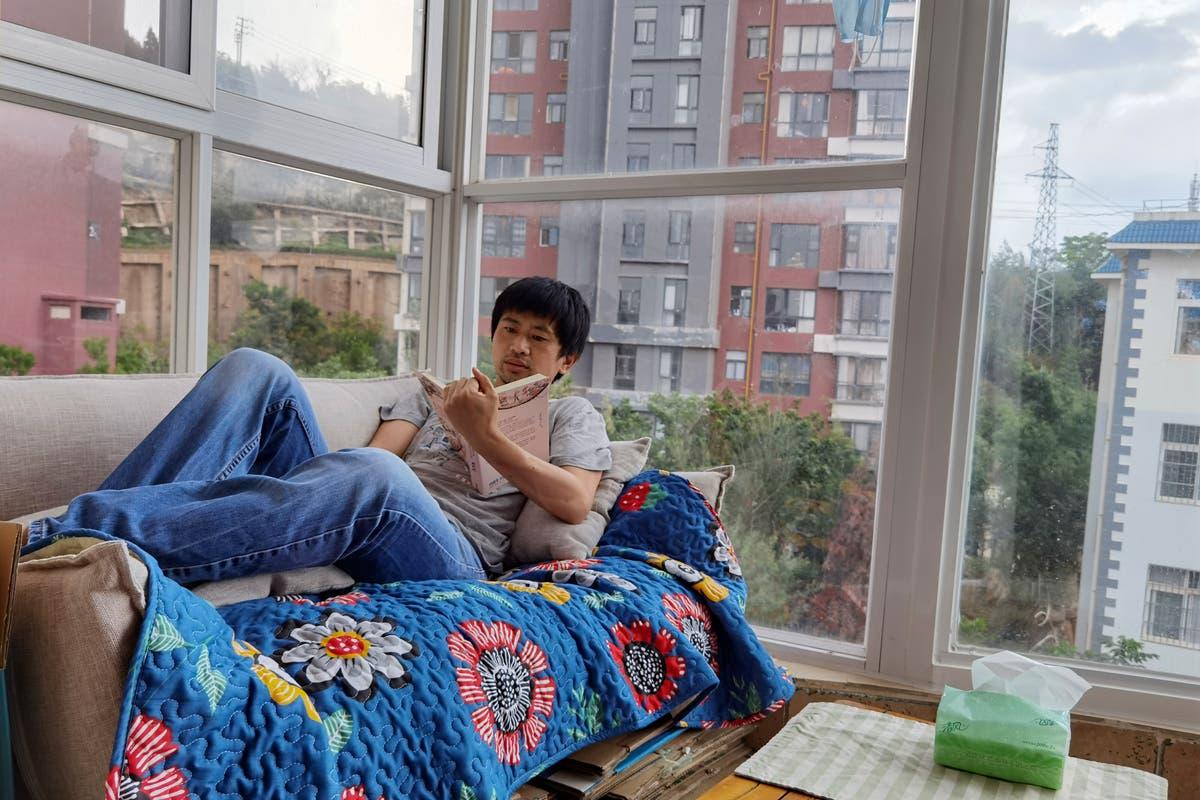 Lối sống nằm yên đang thu hút sự hưởng ứng rộng rải của giới trẻ Trung Quốc - Ảnh: Verve Times