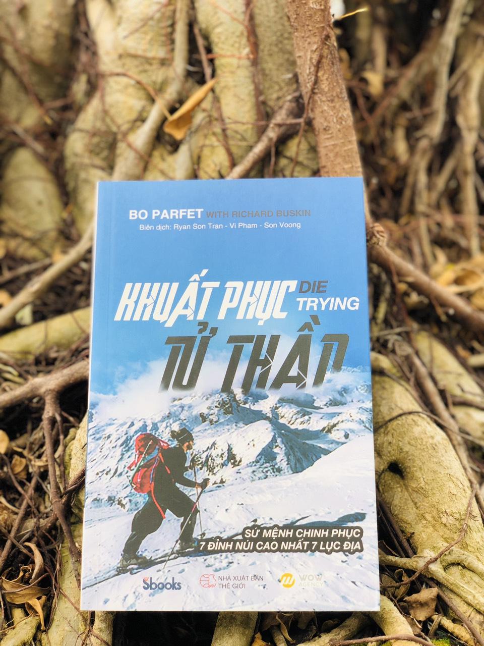 Một cuốn sách phiêu lưu mạo hiểm dành cho người thích xê dịch