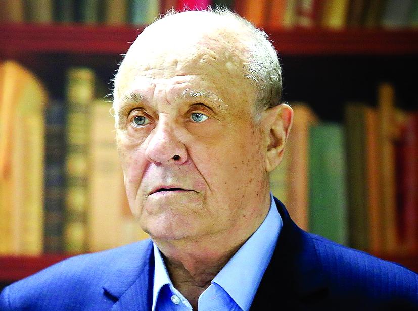 Đạo diễn Menshov vào năm 2018