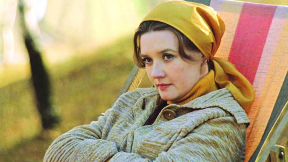 Vera Alentova đã có vai diễn để đời trong bộ phim của chồng