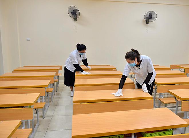 Học sinh Hà Nội chưa thể quay lại trường học