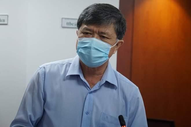 Phó Giám đốc phụ trách Sở GD-ĐT TPHCM Nguyễn Văn Hiếu thông tin về kỳ thi tốt nghiệp THPT tại TPHCM
