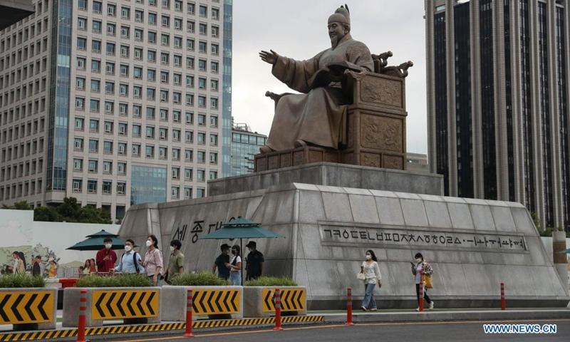 Hàn Quốc báo cáo số ca nhiễm COVID-19 hàng ngày cao nhất từ trước đến nay hôm 8/7, buộc các cơ quan y tế chính thức thông báo rằng nước này đã bước vào đợt bùng phát thứ tư