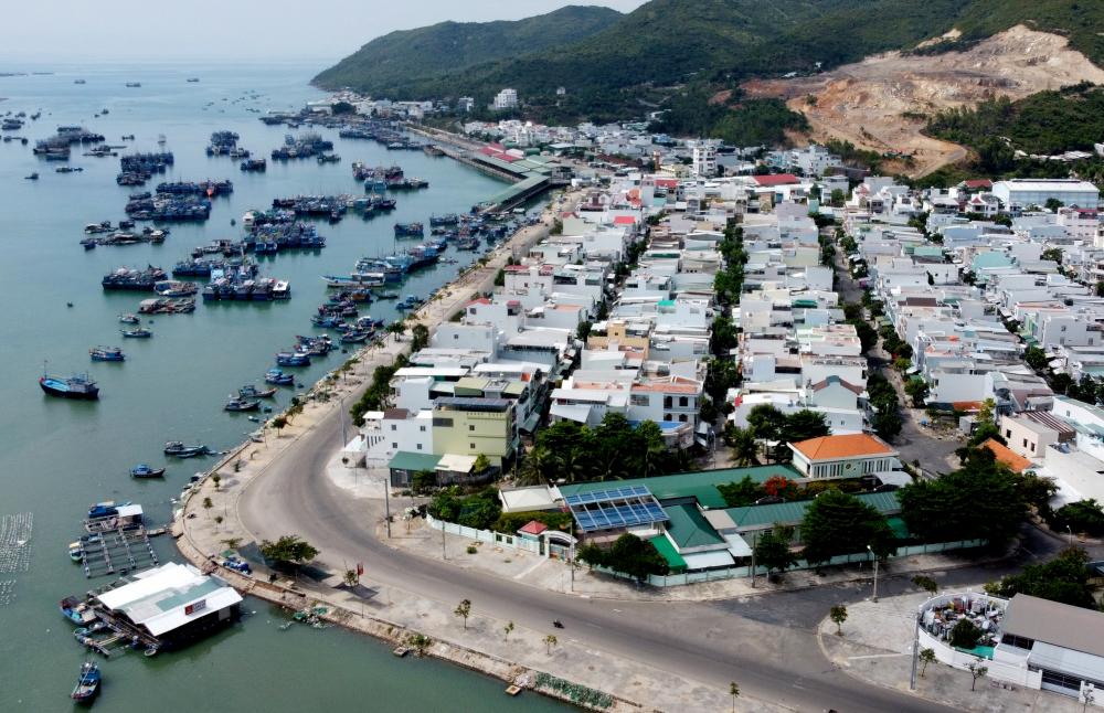 Người dân nghiêm chỉnh chấp hành phương án giãn cách, các tuyến đường xung quanh cảng không người đi lại nếu không cần thiết.