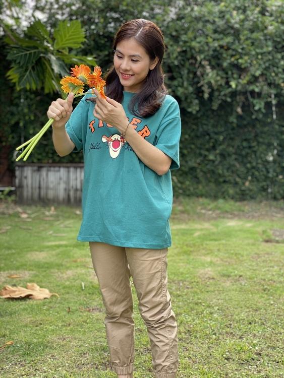 Vân Trang trong phim Canh bạc tình yêu.