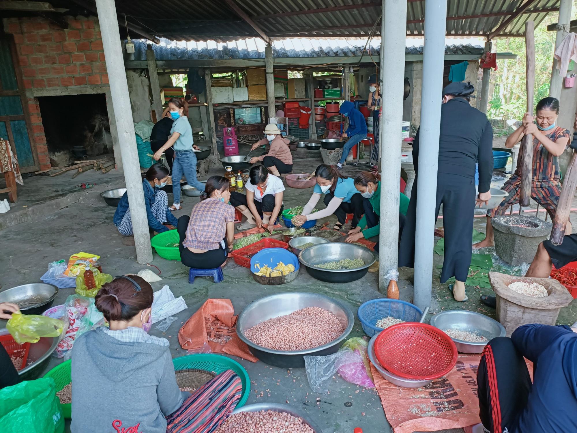 Nhà nhà tiếp sức cho người Sài Gòn