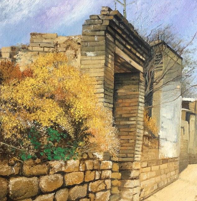 Những tác phẩm của cô Zhang thu hút sự quan tâm của đông đảo người hâm mộ - Ảnh: