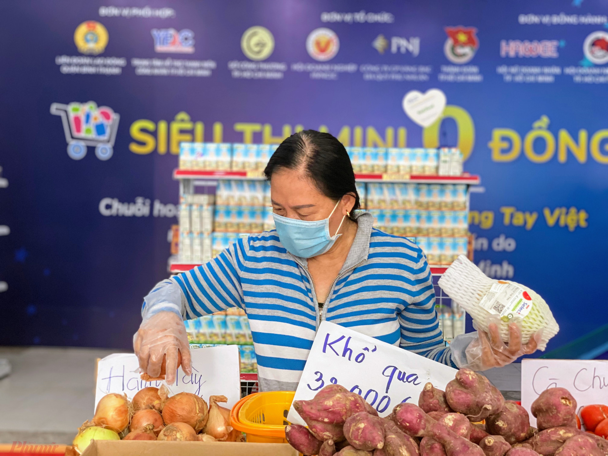 Một người dân tại phường 12, quận Bình Thạnh, TPHCM cho biết,