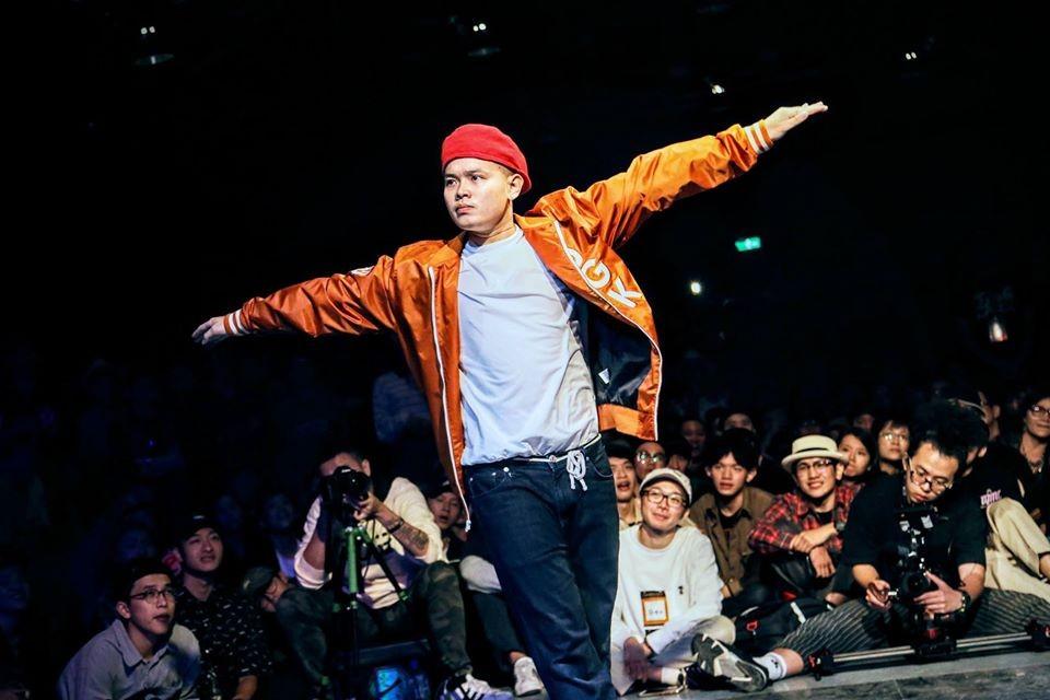 Vũ công Nguyễn Vũ Minh Tuấn được kỳ vọng tỏa sáng tại Street dance of China.