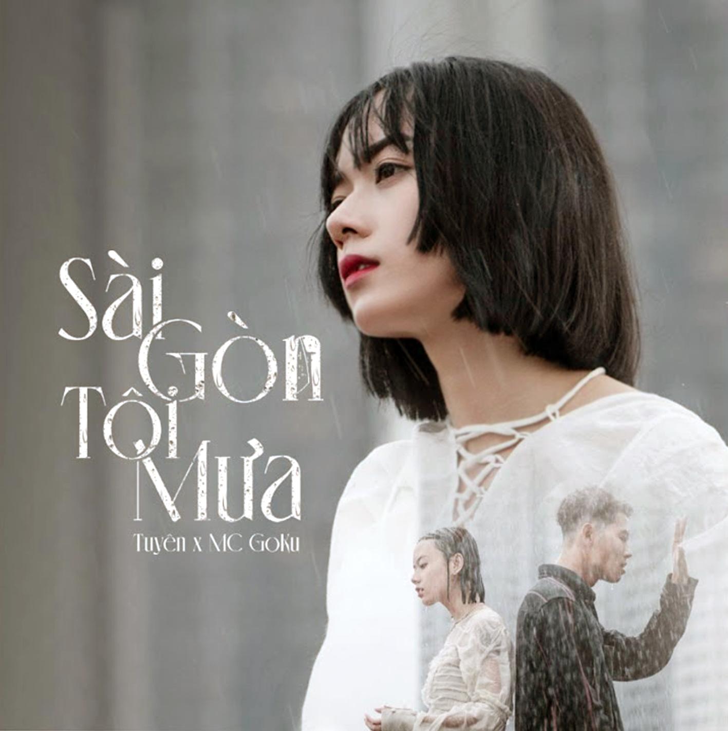 Hình ảnh trong MV Sài Gòn tôi mưa của Kim Tuyên