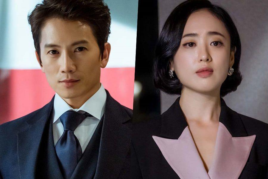 Ji Sung và Kim Min Jung đối đầu nhau trong Thẩm phán ác ma.