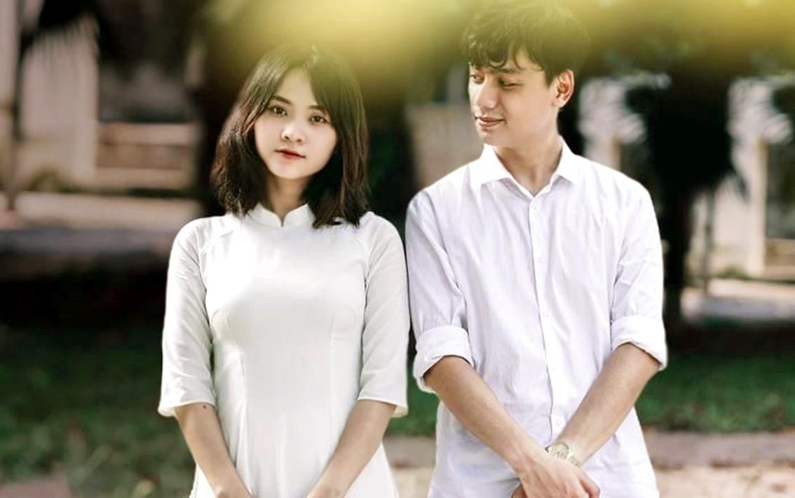 Ngô Lan Hương trong MV Mùa hè ấy em khóc