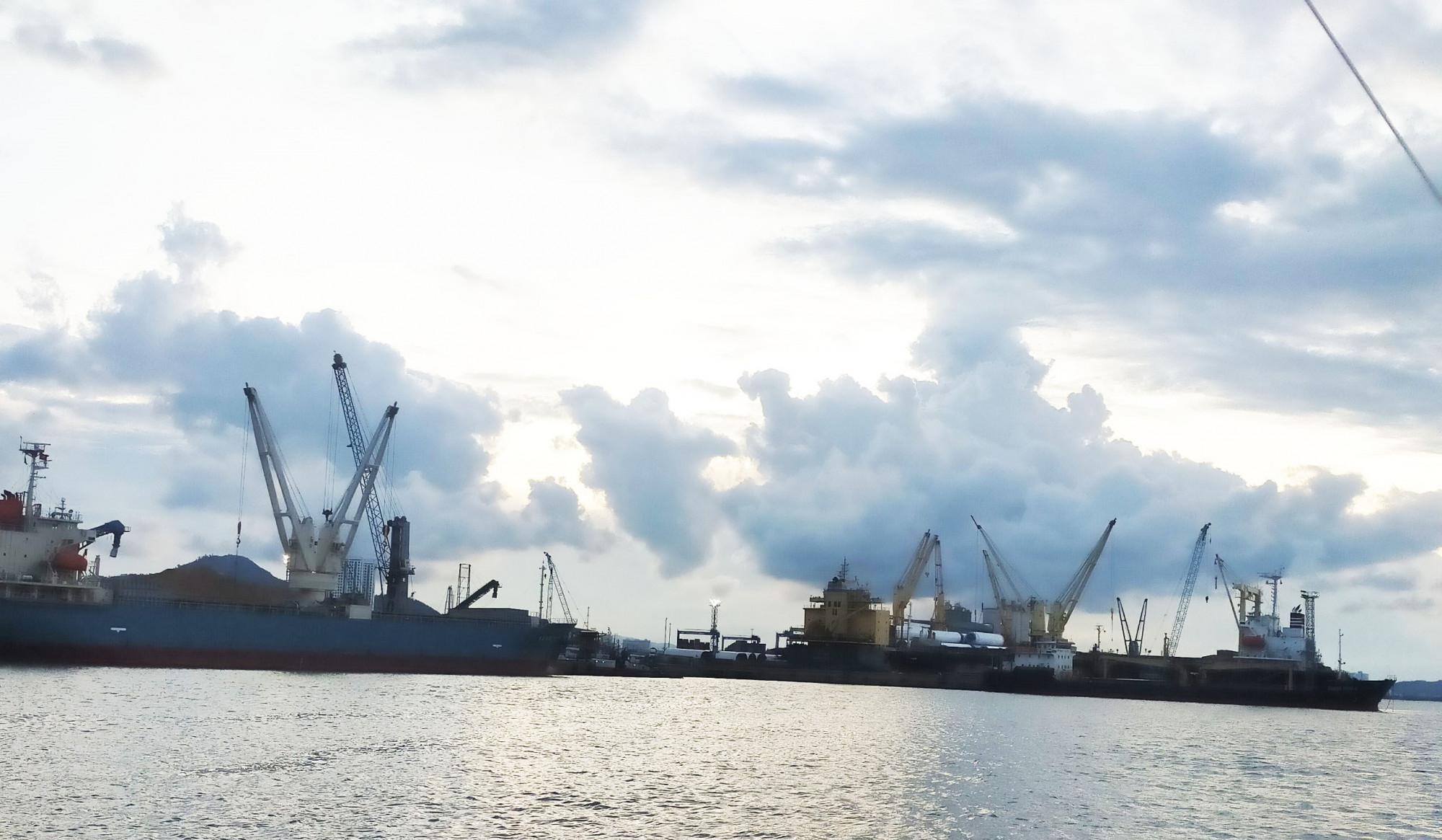 1 thuyền viên liên quan đến chùm ca bệnh 11 người trên tàu nước ngoài cập cảng Quy Nhơn