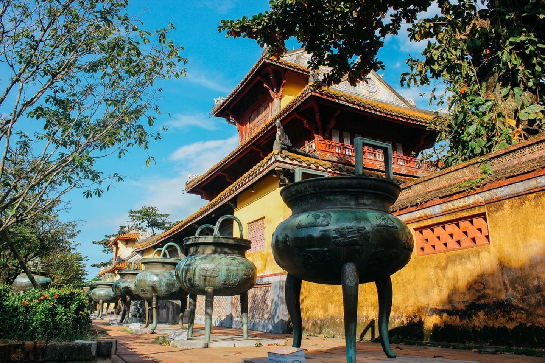 Cố đô Huế - Ảnh: Vu Pham Van/Culture Trip