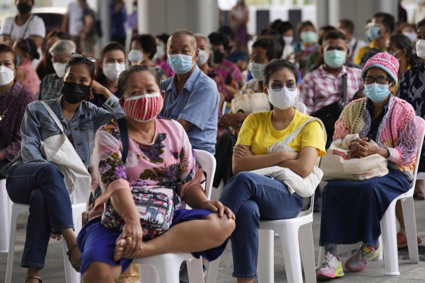 Thái Lan nỗ lực thúc đẩy chương trình tiêm chủng.