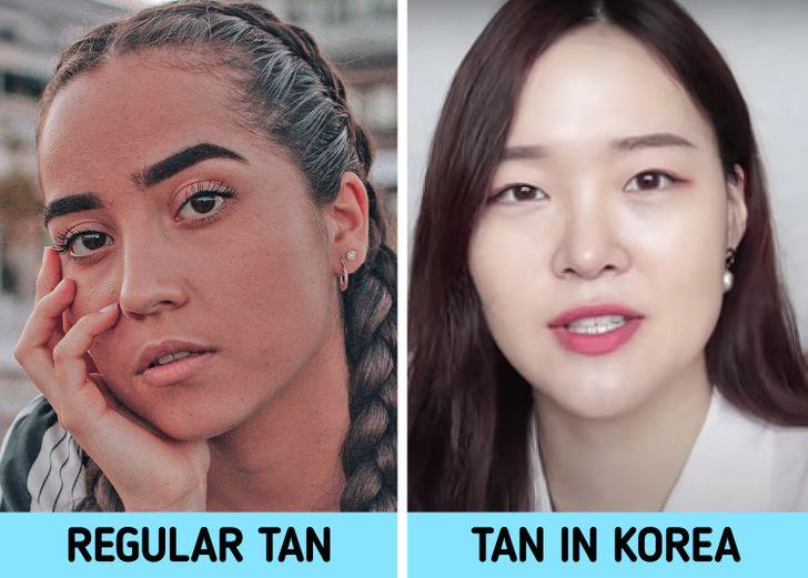 luôn thoa kem chống nắng  Sử dụng kem chống nắng là bước rất quan trọng để có làn da đẹp và đó là lý do tại sao phụ nữ Hàn không bao giờ bỏ qua nguyên tắc vàng này.