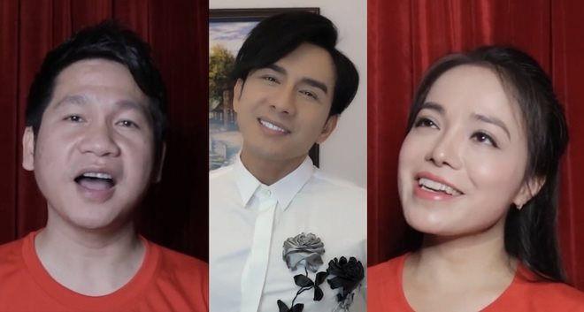 Đồng lòng Việt Nam có gần 40 ca sĩ tham gia thể hiện