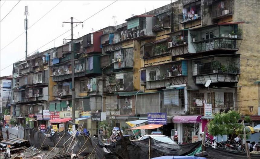 Nghị định 69 của Chính phủ buộc chung cư