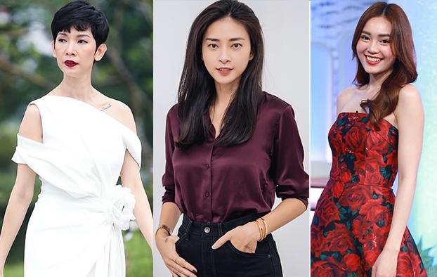 Các nghệ sĩ gồm siêu mẫu Xuân Lan, Ngô Thanh Vân, diễn viên Ninh Dương Lan Ngọc kêu gọi cộng đồng hỗ trợ lực lượng y tế tuyến đầu.