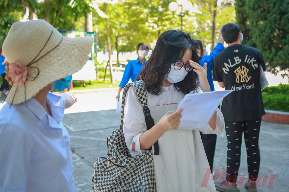 Bộ GD-ĐT 'chốt' thi tốt nghiệp THPT đợt 2 vào ngày 6 và 7/8 (ảnh: Đại Minh)