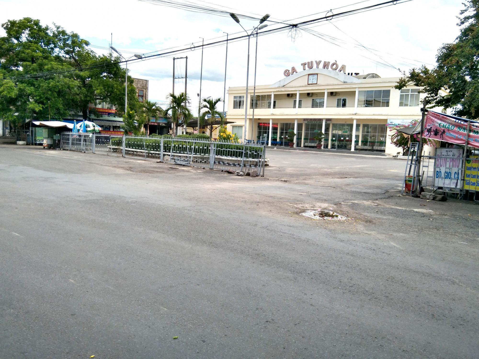 TP Tuy Hòa những ngày giãn cách xã hội