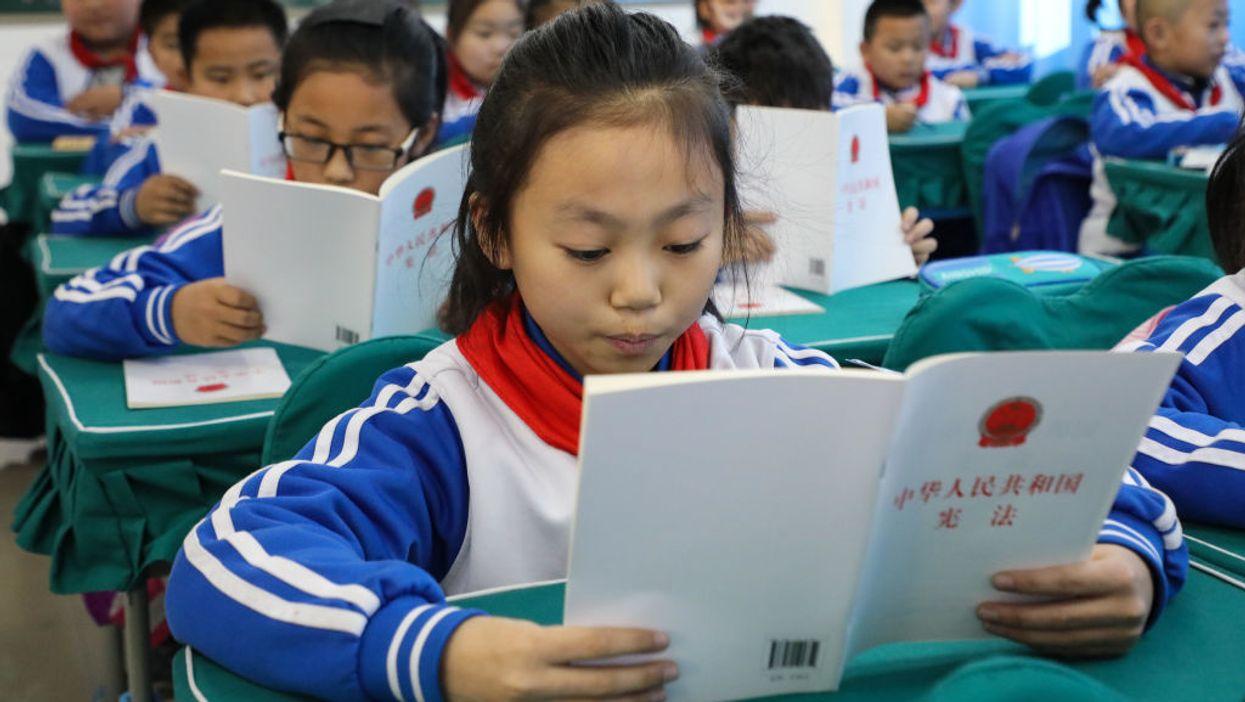 Các kết quả của cuộc khảo sát PISA đều cho thấy học sinh Trung Quốc luôn vượt trội học sinh Mỹ - Ảnh: