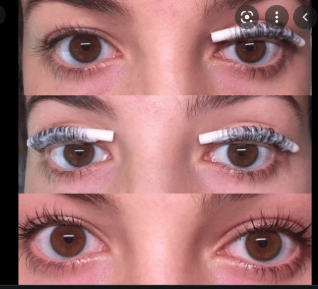 Dụng cụ uốn cong mi tự làm có khả năng gây hại cho mắt.