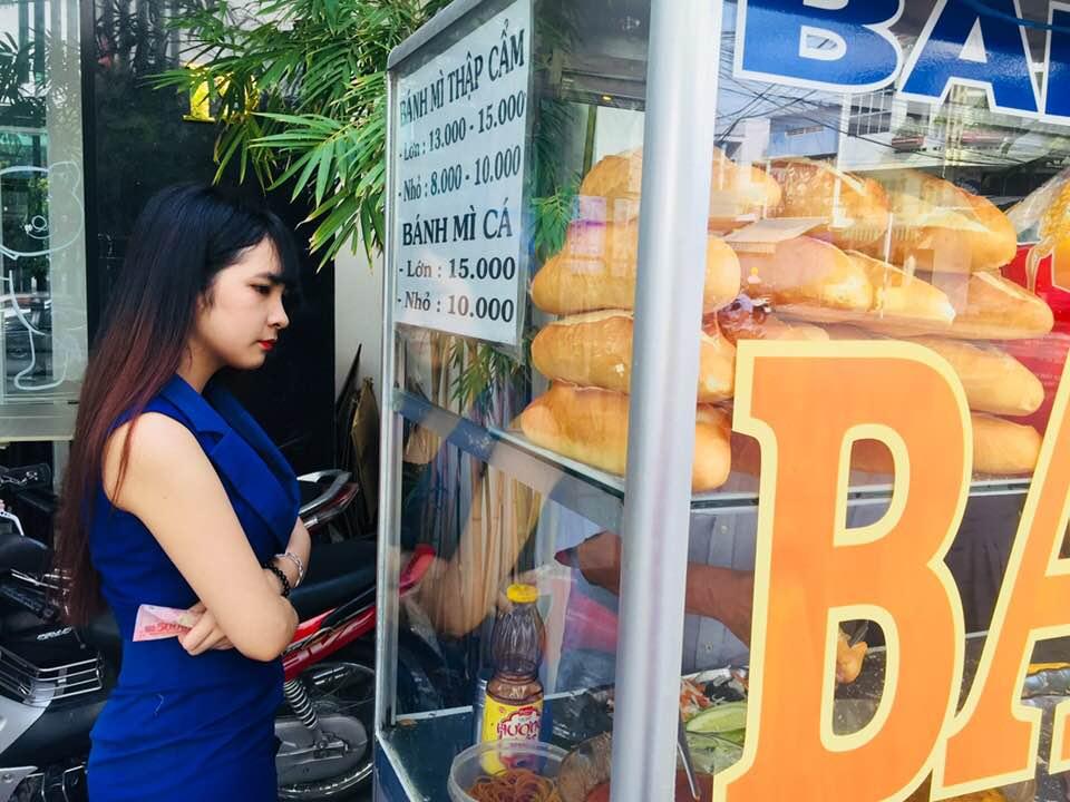 Bánh mì là món được nhiều người ưa chuộng