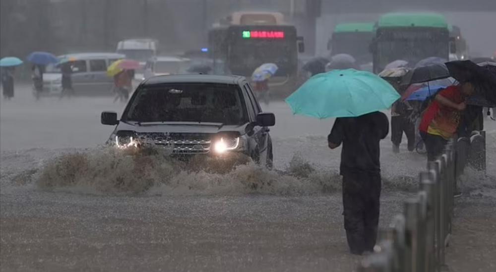 Khoảng 260 chuyến bay đi và đến tỉnh Hà Nam phải hủy bỏ vì thời tiết xấu