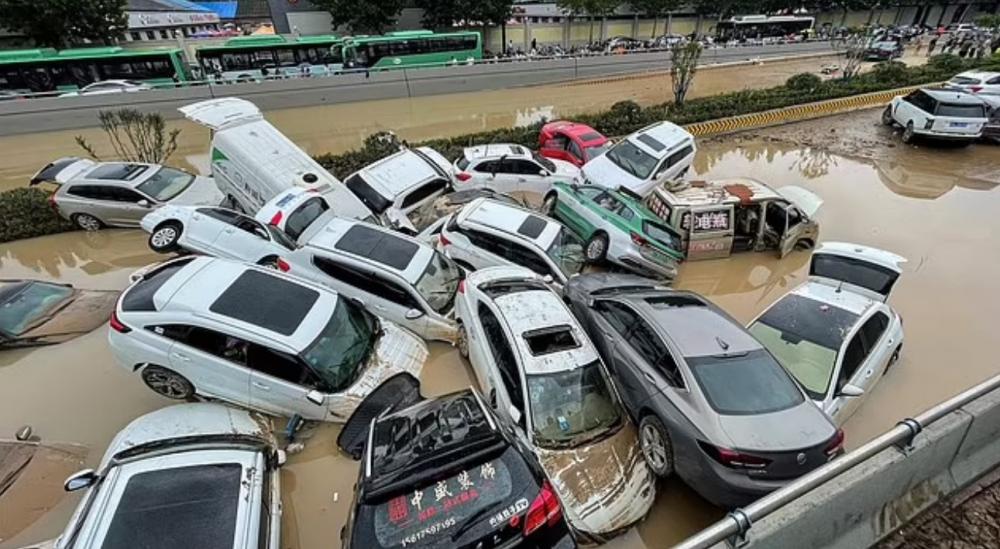 Theo các chuyên gia khí tượng địa phương, lượng mưa kỷ lục là hiện tượng ngàn năm có một
