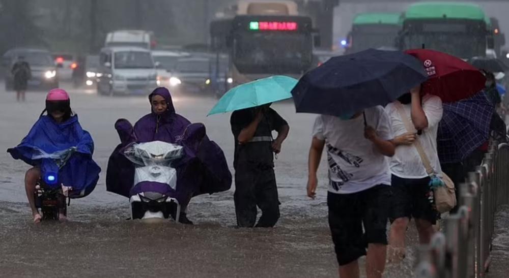 Những năm gần đây, Trung Quốc ngày càng chứng kiến nhiều đợt mưa lũ nghiêm trọng do xây dựng thủy điện dày đặc
