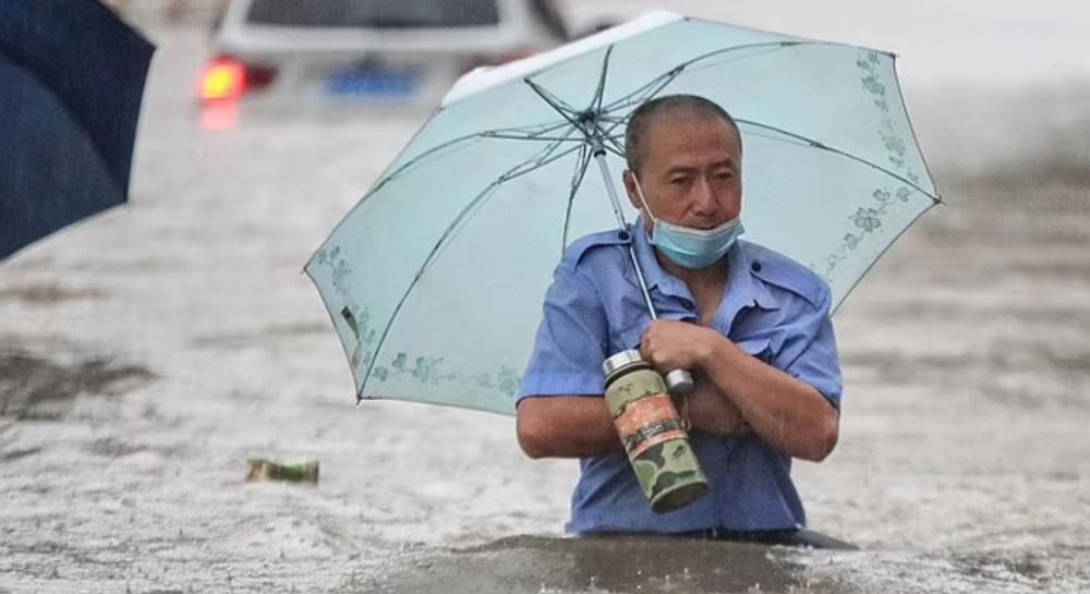 Thời tiết mưa nhiều dự kiến sẽ kéo dài đến đêm ngày 21/7