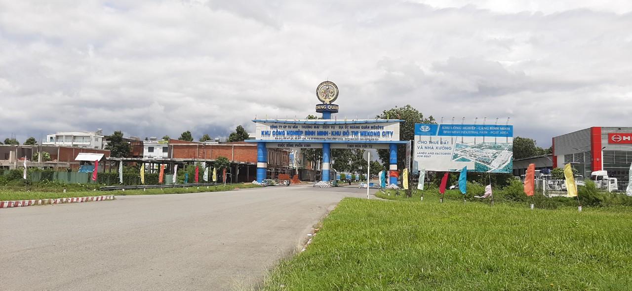 Một khu công nghiệp tại Vĩnh Long ghi nhận ca mắc COVID-19 trong cộng đồng