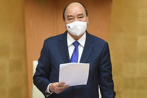 Chủ tịch nước Nguyễn Xuân Phúc chia sẻ