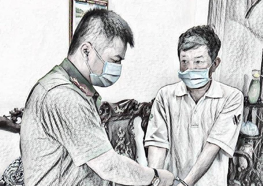 Ông Nguyễn Văn Vọng bị bắt để phục vụ điều tra