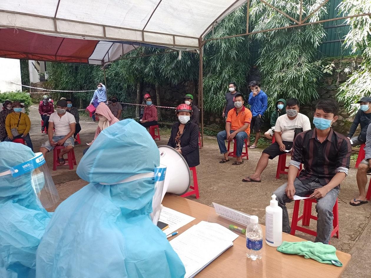 Người phụ nữ buôn bán ở Đắk Nông dương tính với SARS-CoV-2