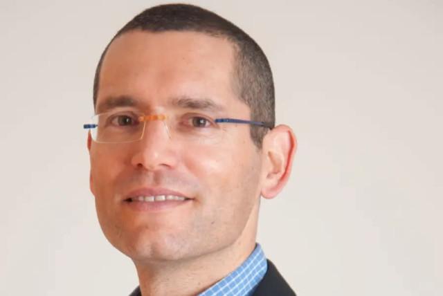 Giám đốc điều hành Oramed Pharmaceuticals Nadav Kidron - Ảnh: Getty Images