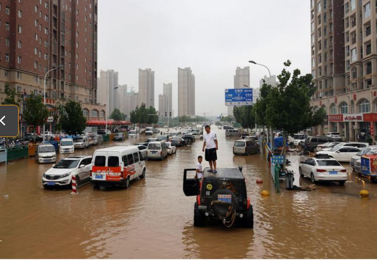 Chuỗi cung ứng toàn cầu đối mặt nhiều thách thức khi thảm họa thiên nhiên và biến thể Delta lan rộng