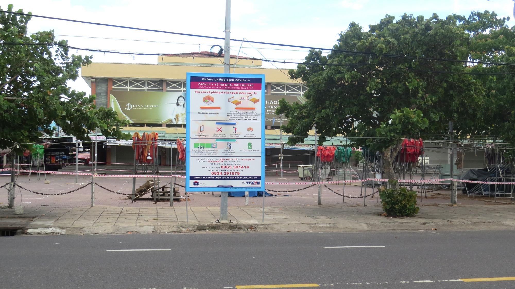 Chợ phường 7, TP. Tuy Hòa (Phú Yên)