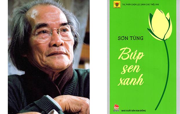 Nhà văn Sơn Tùng và cuốn Búp sen xanh, phiên bản dành cho