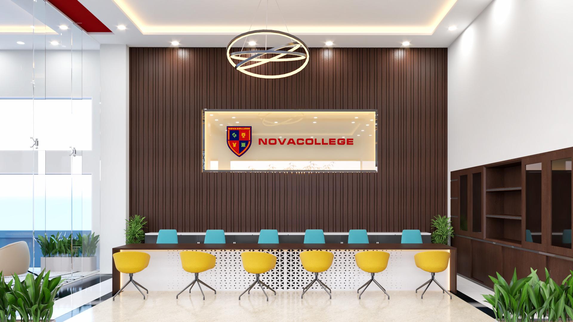 Nova College tập trung đào tạo nhân lực ngành hàng không chất lượng cao