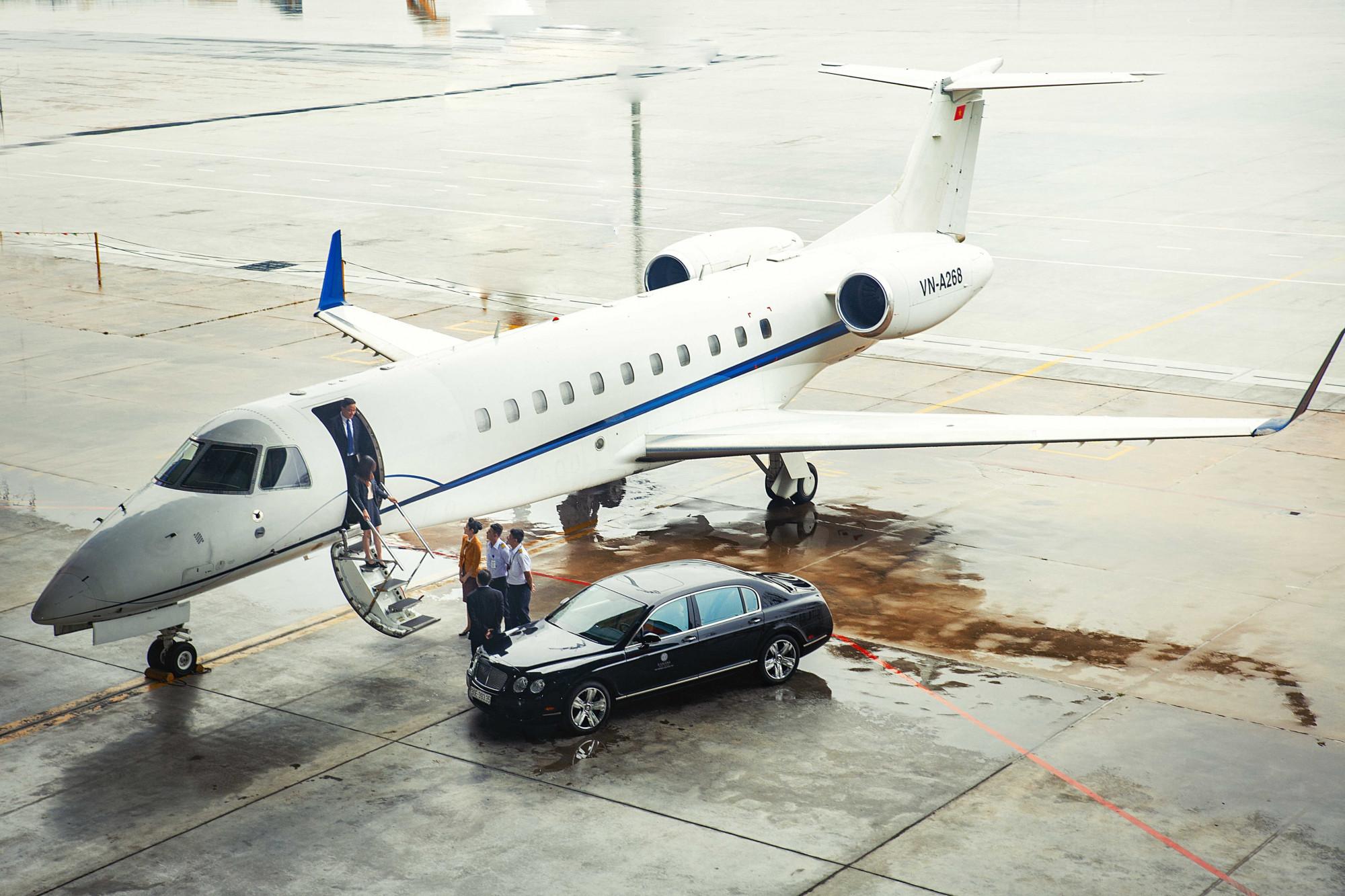 Hàng không được dự báo là một trong những nhóm ngành hồi phục đầu tiên sau đại dịch - Ảnh: Vietstar Airlines