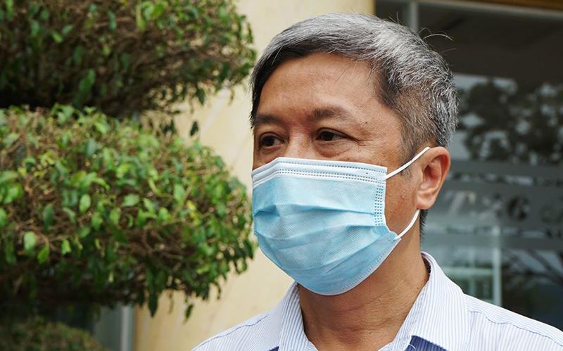 Thứ trưởng Bộ Y tế Nguyễn Trường Sơn - Ảnh: nhandan.vn