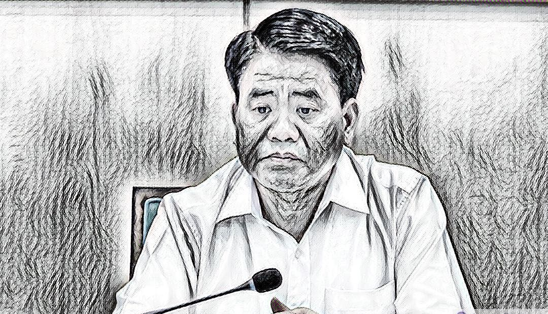 Ông Nguyễn Đức Chung, nguyên Chủ tịch UBND TP. Hà Nội