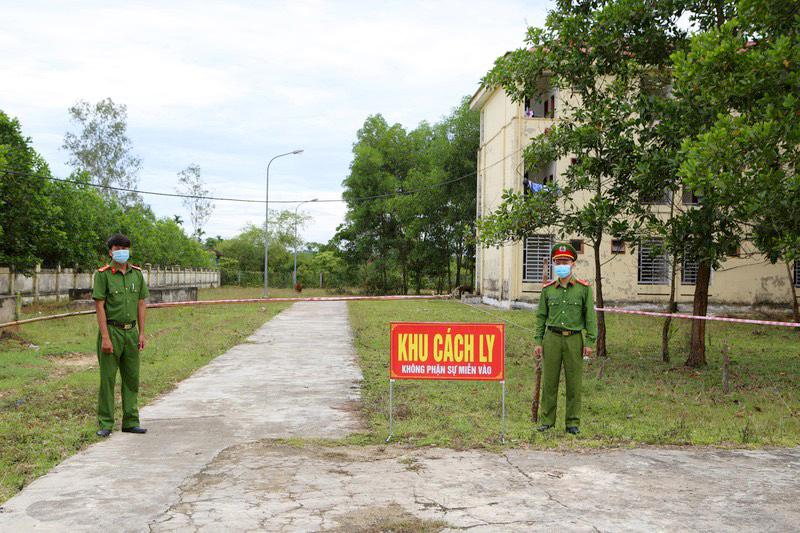 Các địa phương ở Hà Tĩnh chuẩn bị sẵn sàng các khu cách ly để đón người dân từ vùng dịch trở về