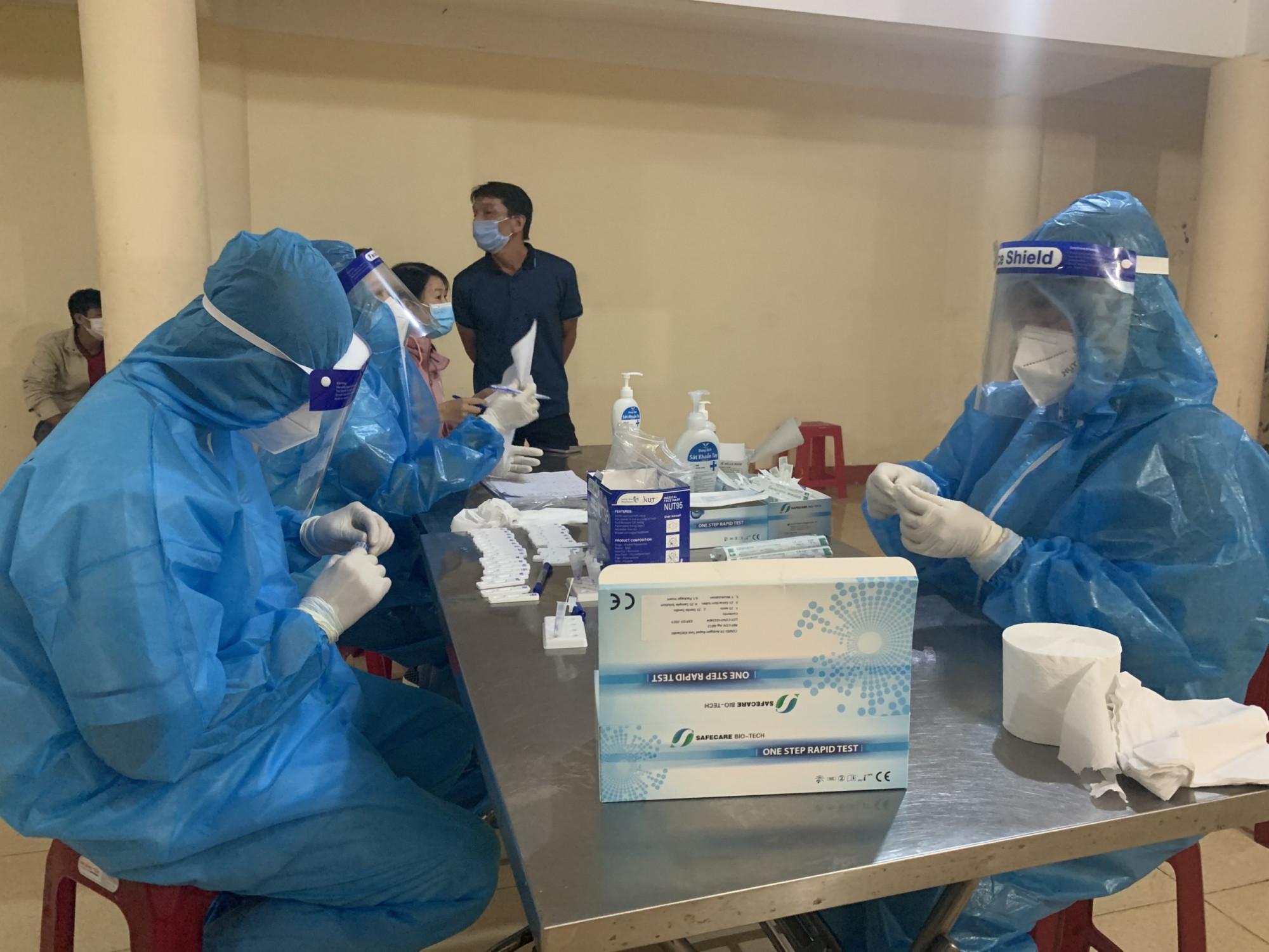 Đã có 35 trường hợp trên địa bàn tỉnh Đắk Nông dương tính với SARS-CoV-2