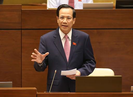 Bộ trưởng Bộ LĐ-TBXH Đào Ngọc Dung khẳng định, gói hỗ trợ 26.000 tỷ đồng thông thoáng, dễ tiếp cận với người lao động.