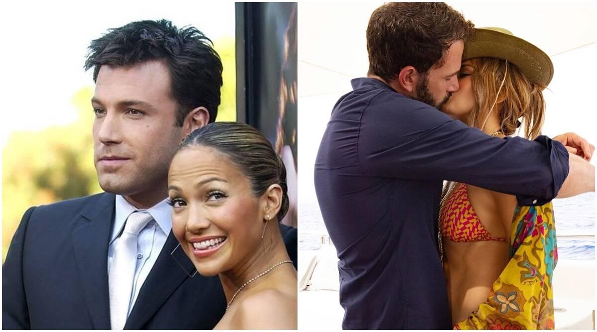 Jennifer Lopez và Ben Affleck sau 17 năm chia tay đã tái hợp.