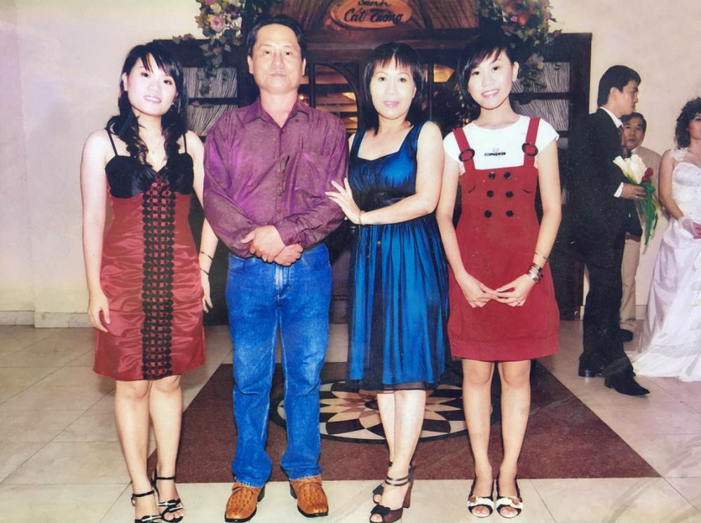 Gia đình hạnh phúc của NSƯT Ngọc Nga - ẢNH NHÂN VẬT CUNG CẤP