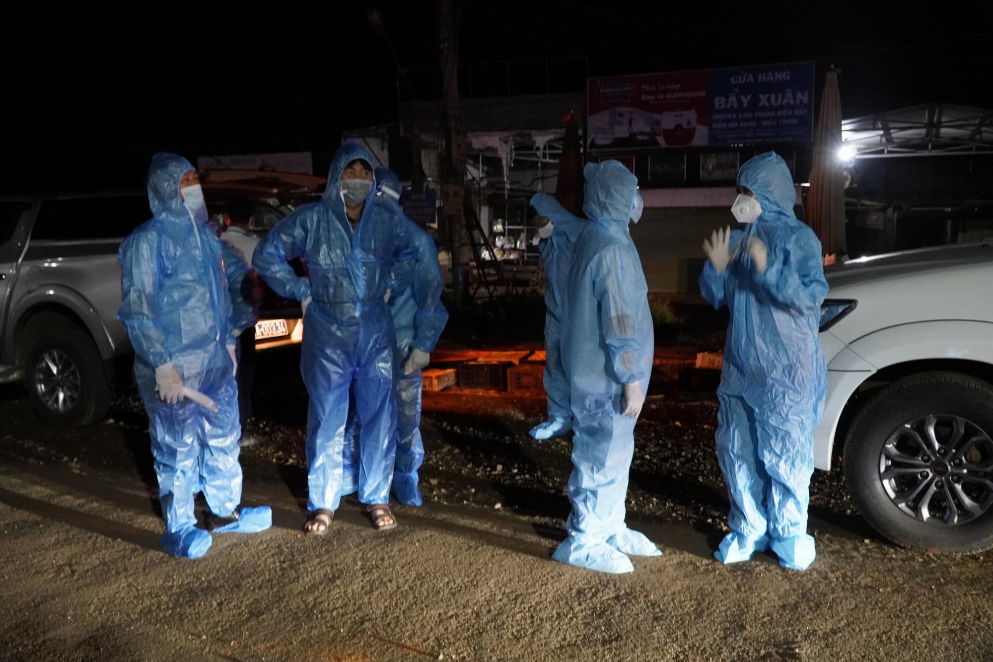 Tỉnh Đắk Nông vừa ghi nhận thêm 5 trường hợp dương tính với SARS-CoV-2